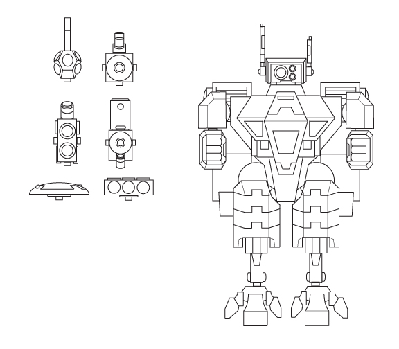 Tau painting template warhammer 40k forum tau online warhammer 40k forum pronofoot35fo Gallery